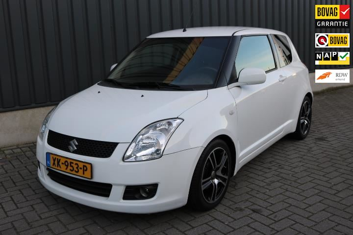 Suzuki Swift occasion - VDV Automotive BV