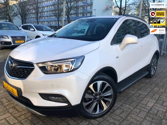Opel Mokka X 1.4 Turbo Innovation Navi/Camera/Leer/Side-bars