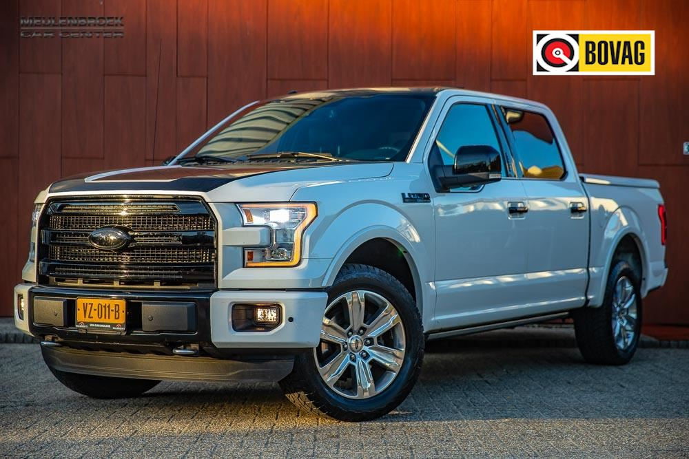 Ford USA F150 occasion - Meulenbroek Car Center