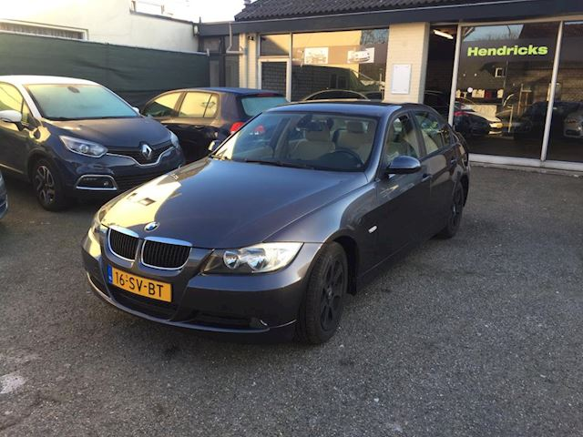 BMW 3-serie 318i ruil moter geplaats 86 dkm