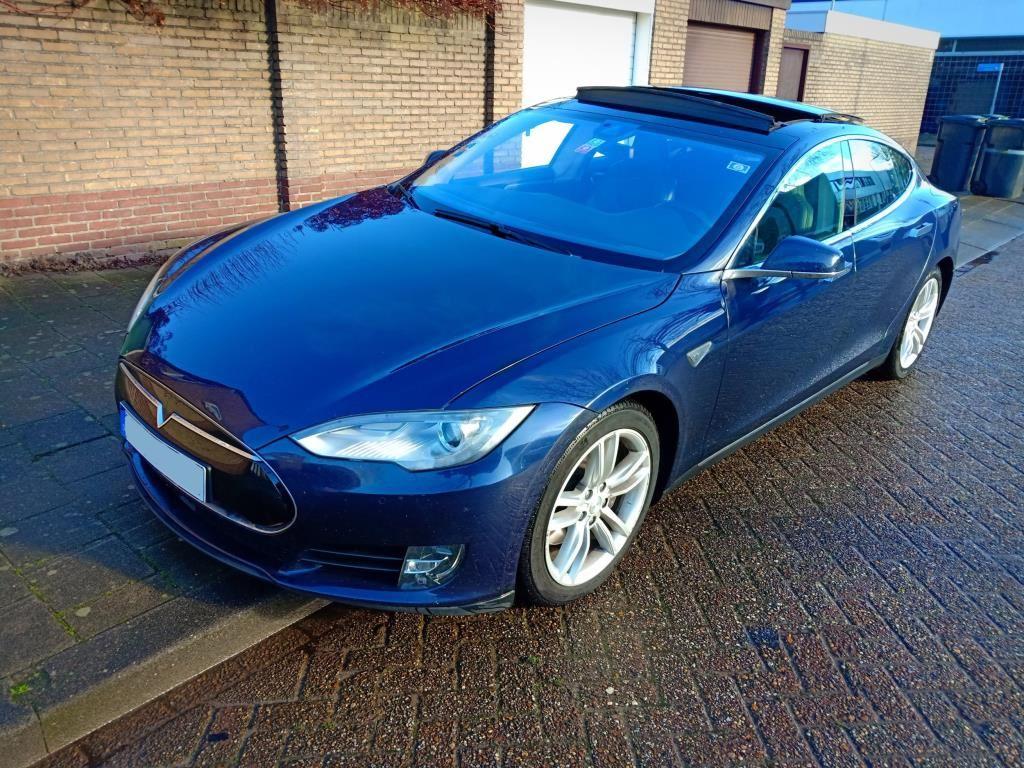 Tesla Model S occasion - BAM Cars