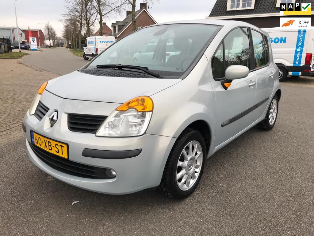 Renault Modus occasion - ABV Holland