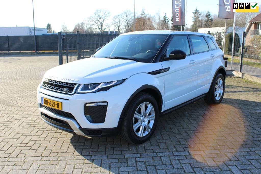 Land Rover Range Rover Evoque occasion - Auto Boulevard Oldenzaal