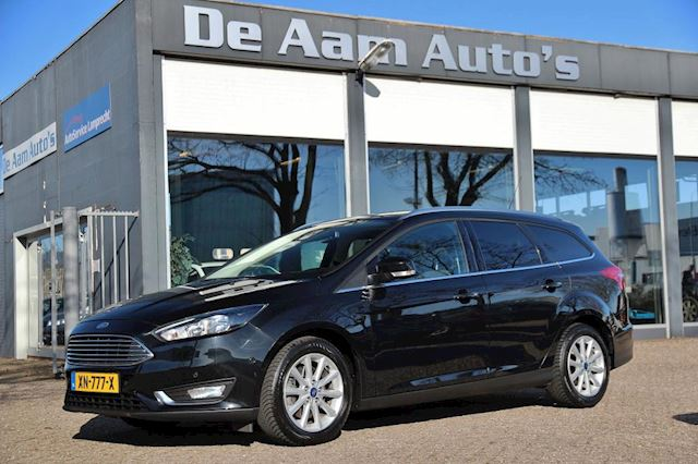 Ford Focus Wagon 1.5 Titanium Edition nieuw model