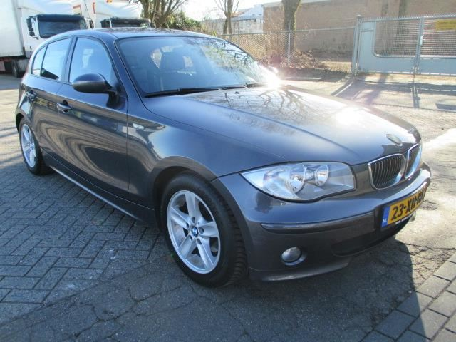 BMW 1-serie occasion - WSR Transport