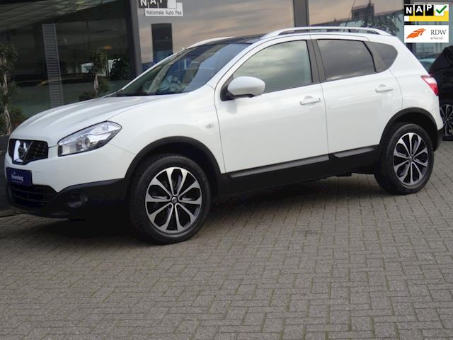 Nissan Qashqai 1.6 CONNECT EDITION (NAVI PANORAMA CAMERA CLAMATE CRUISE 38.000km!!)