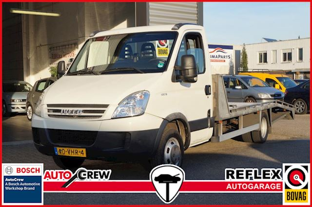 Iveco Daily 40 C 18 D 410 AUTOM. AIRCO/CRUISE/ELECTR. PAKKET/LUCHTGEV. STOEL