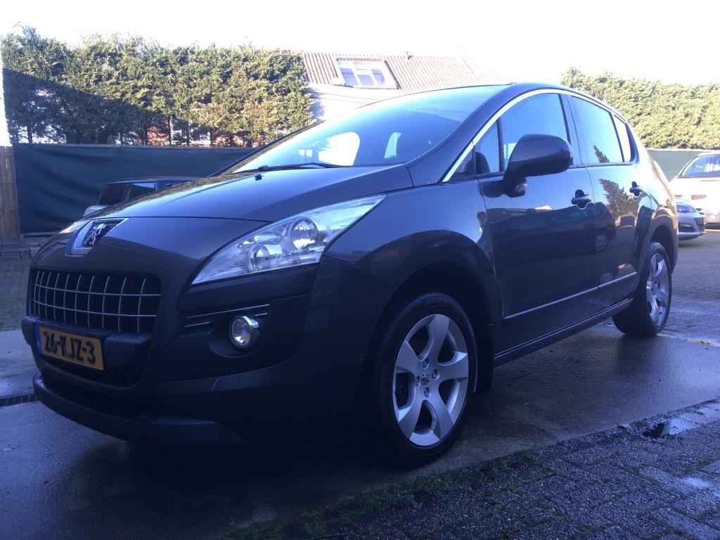 Peugeot 3008 occasion - Joris Automotive