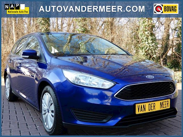 Ford Focus Wagon 1.0 EcoBoost Turnier SYNC/MULTIFUNC.STUUR/BOORDCOMPUTER/ETC.!