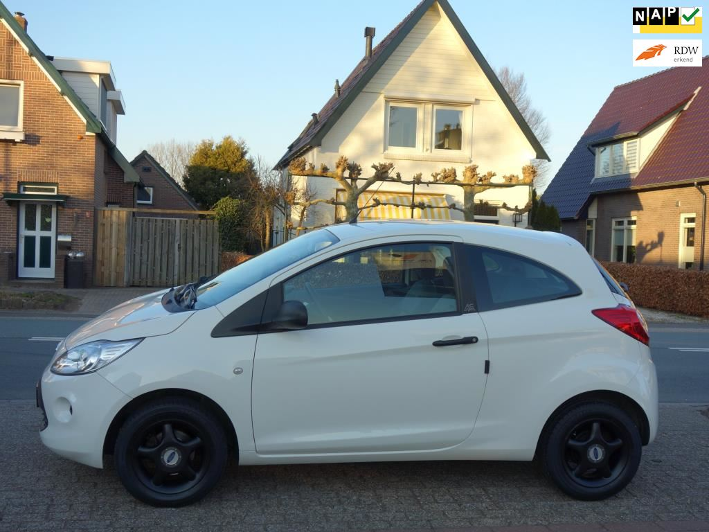 Ford Ka occasion - De Vries Automotive Apeldoorn