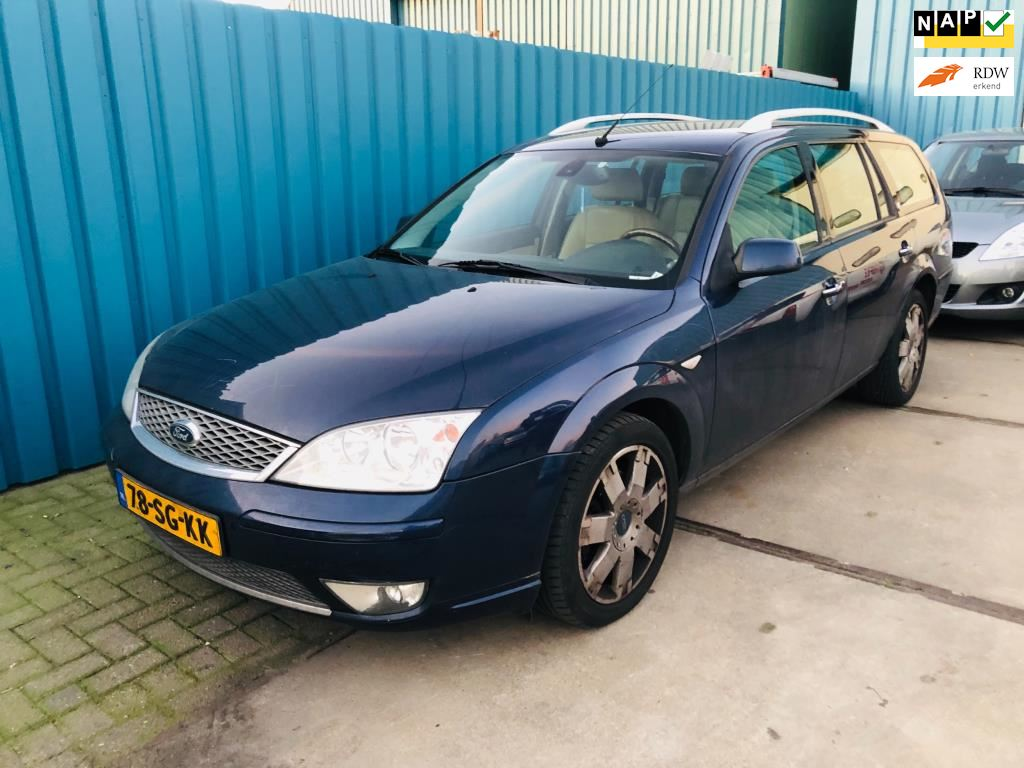 Ford Mondeo Wagon occasion - Hogeland Occasions