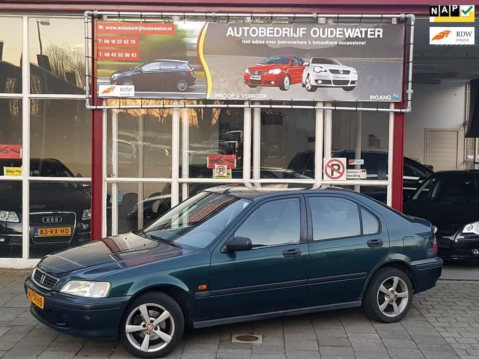 Honda Civic occasion - Autobedrijf Oudewater
