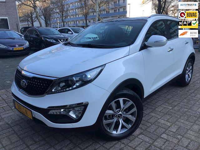 Kia Sportage 1.6 GDI ExecutiveLine Navi/Camera/Leer/Panoramadak/Open dak