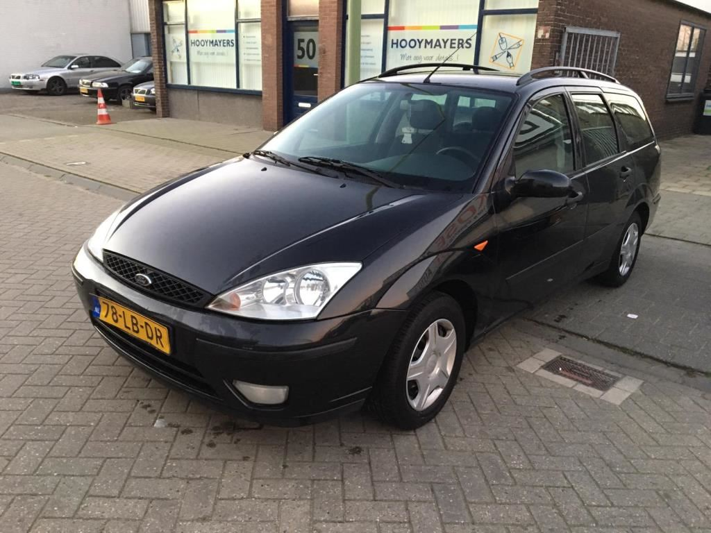 Ford Focus Wagon occasion - Kose Auto's