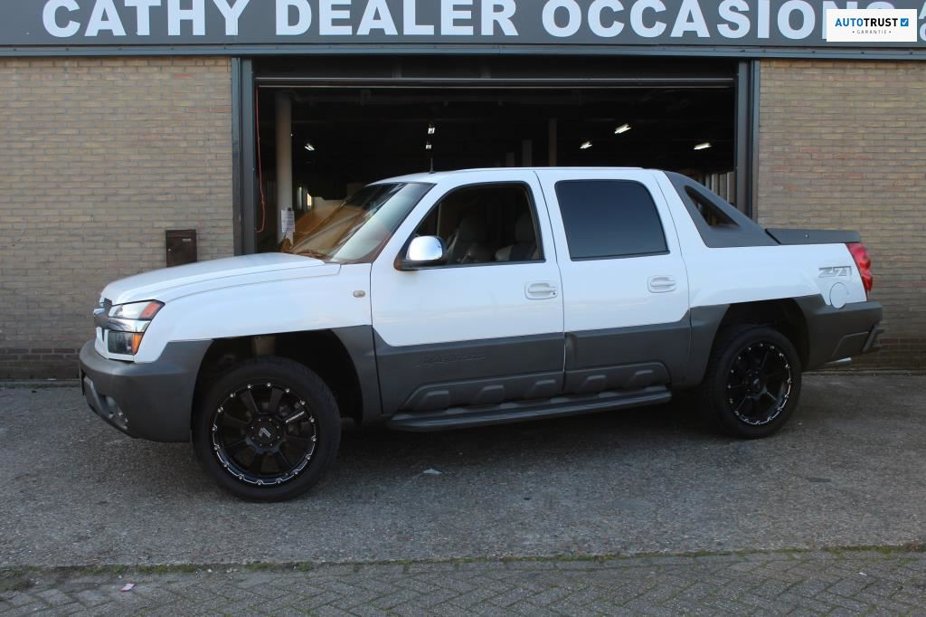 Chevrolet USA Avalanche occasion - Cathy Dealer Occasions