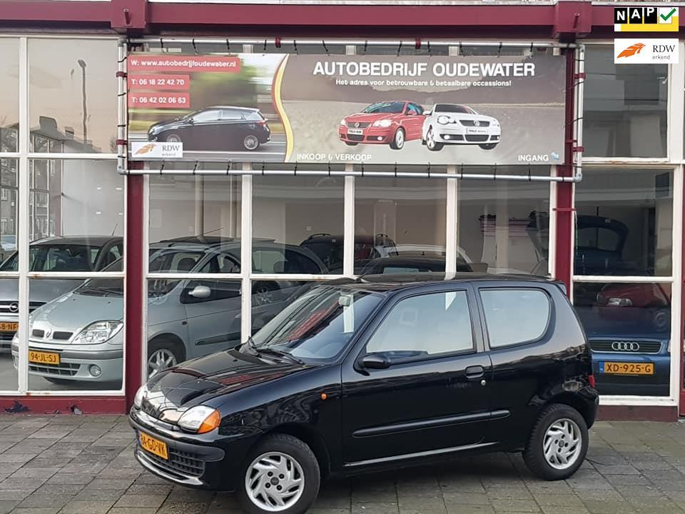 Fiat Seicento occasion - Autobedrijf Oudewater