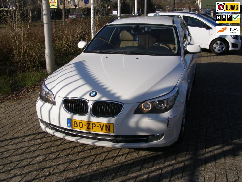 BMW 5-serie Touring occasion - Occasion Centrum Lelystad
