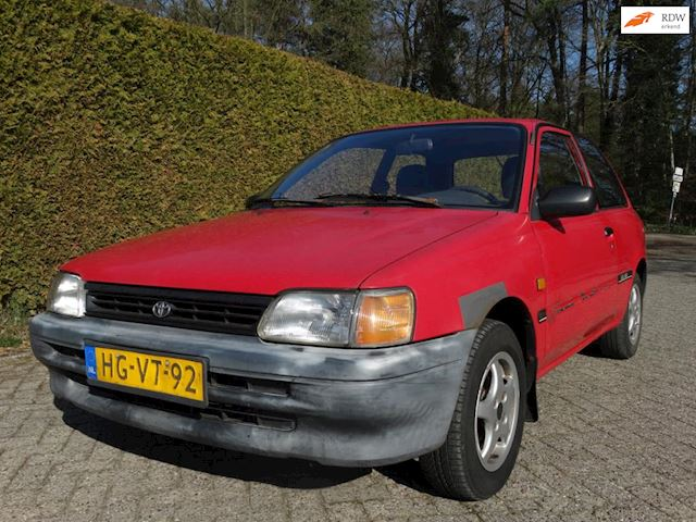 Toyota Starlet 1.3i Friend inruilkoopje,rijd perfect