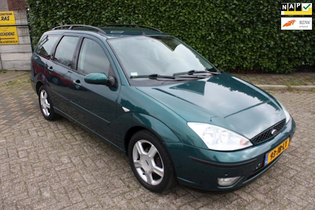 Ford Focus Wagon occasion - Autocentrum Ras