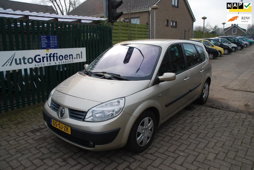 Renault Grand Scénic occasion - Auto Griffioen B.V.
