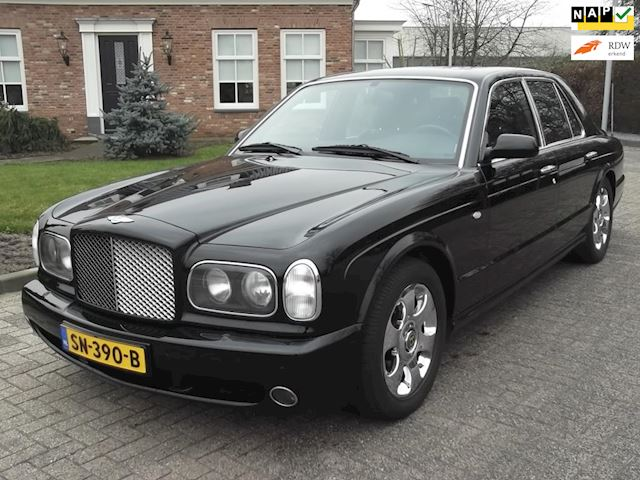 Bentley Arnage 6.8 V8 T Black Label