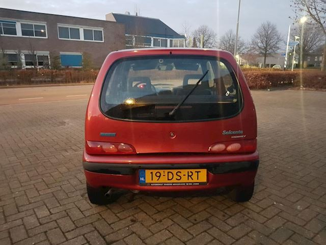 Fiat Seicento occasion - Trendy Cars