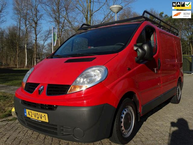 Renault Trafic 2.0 dCi T27 L1H1 slechts 150.000 km!!!
