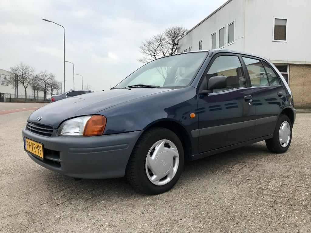 Toyota Starlet occasion - Second-Cars