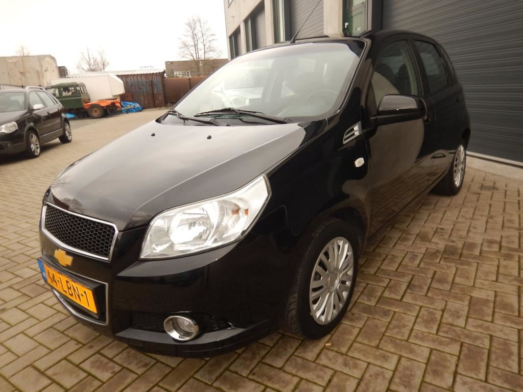 Chevrolet Aveo occasion - Pitstop 4 You