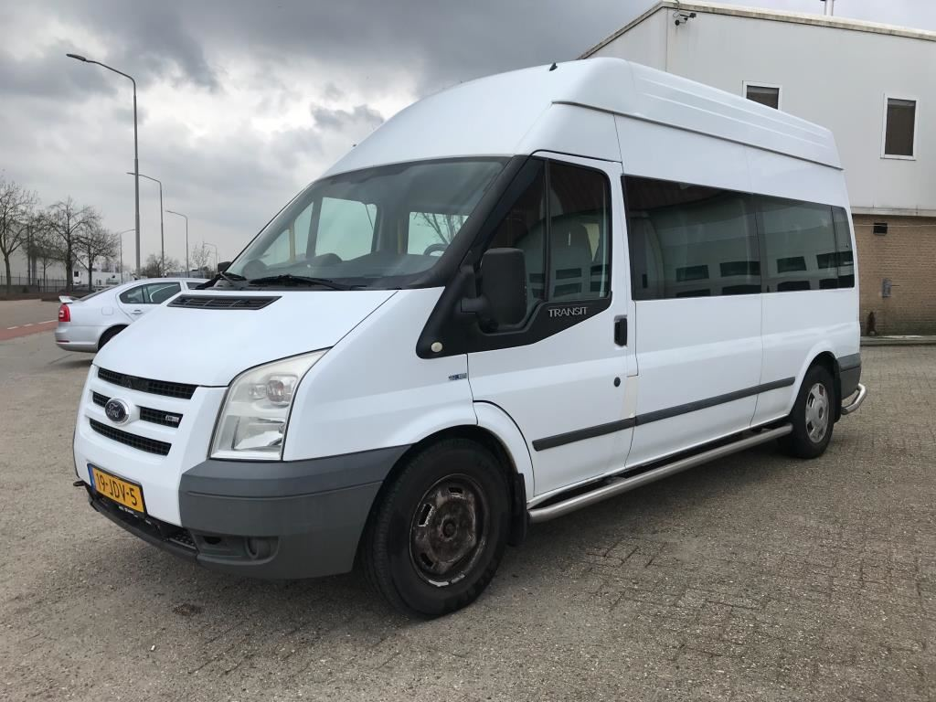 Ford Transit Kombi occasion - Second-Cars