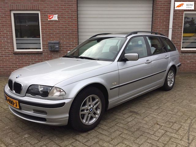 BMW 3-serie Touring 320d Executive