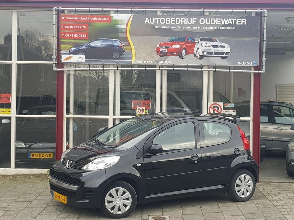 Peugeot 107 occasion - Autobedrijf Oudewater