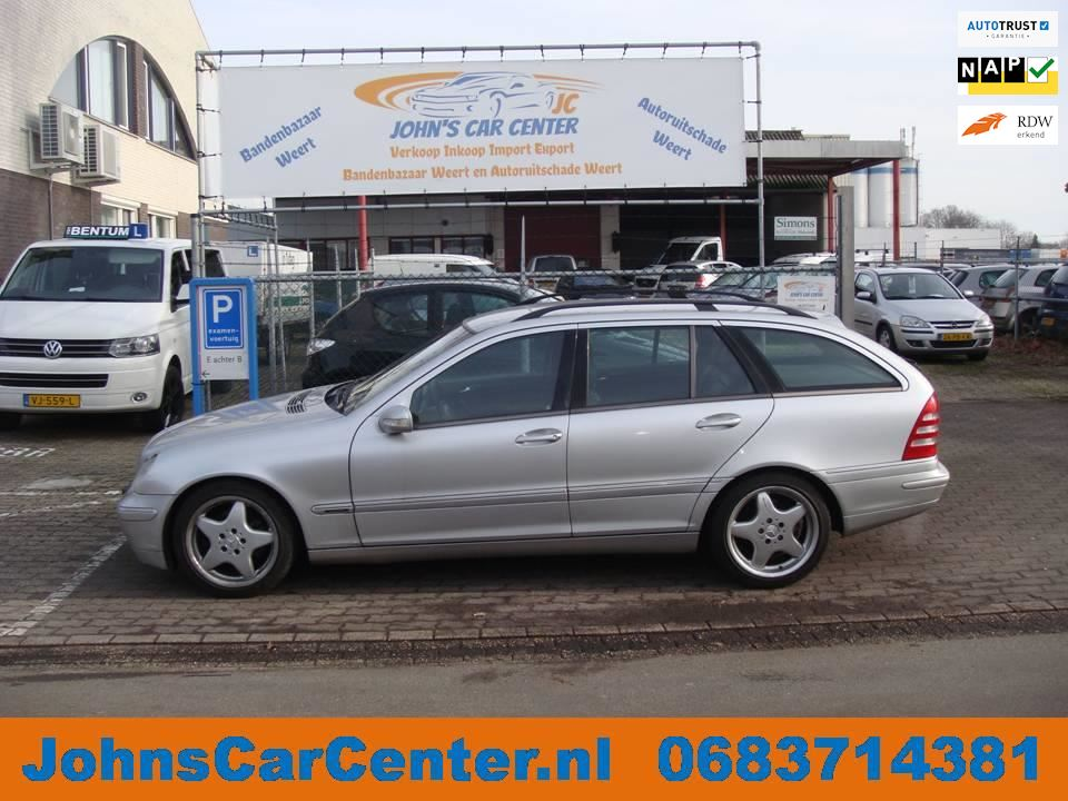 Mercedes-Benz C-klasse Combi occasion - John's Car Center