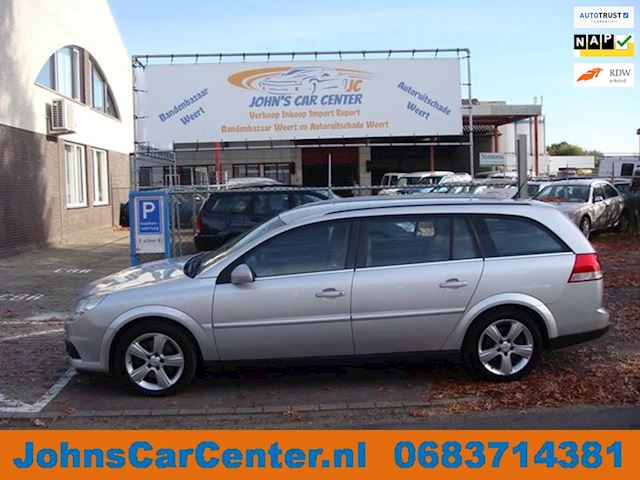 Opel Vectra Wagon 3.0 CDTi Executive/automaat/NW APK/bochtverlichting/NAP Executive/automaat/NW APK/bochtverlichting/NAP
