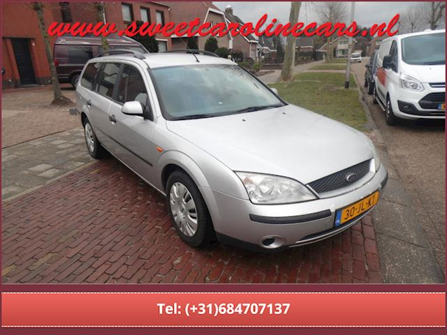 Ford Mondeo Wagon 1.8-16V Cool Edition