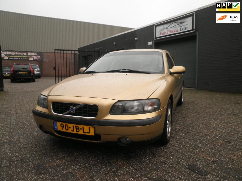 Volvo S60 occasion - Carplaza Ede