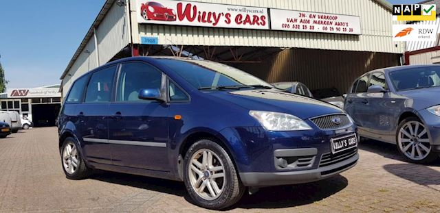Ford Focus C-Max occasion - Autobedrijf Willy's