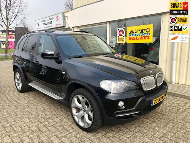 BMW X5 3.0sd Executive Airco, Cruise Controle, Navi, Panoramadak
