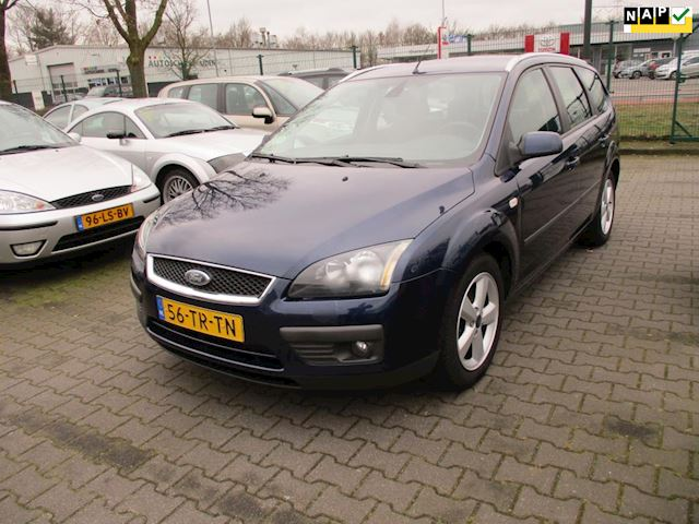 Ford Focus Wagon 1.6-16V Futura Ford Focus Wagon 1.6-16V Futura / AIRCO