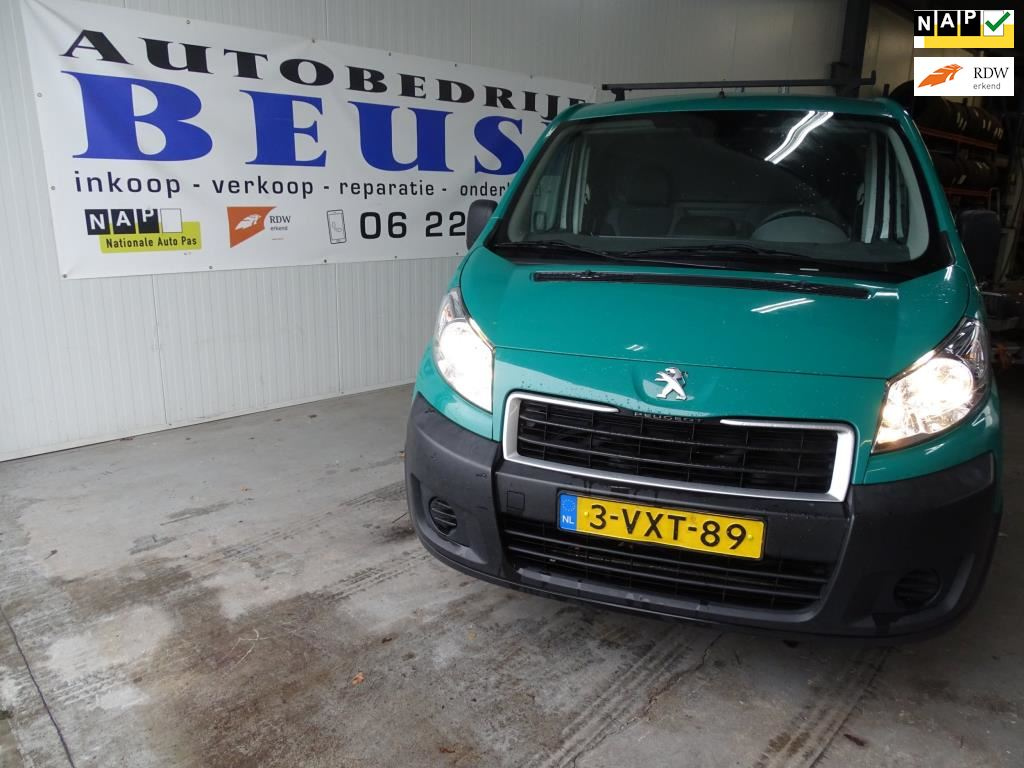 Peugeot Expert occasion - Beuse Auto's