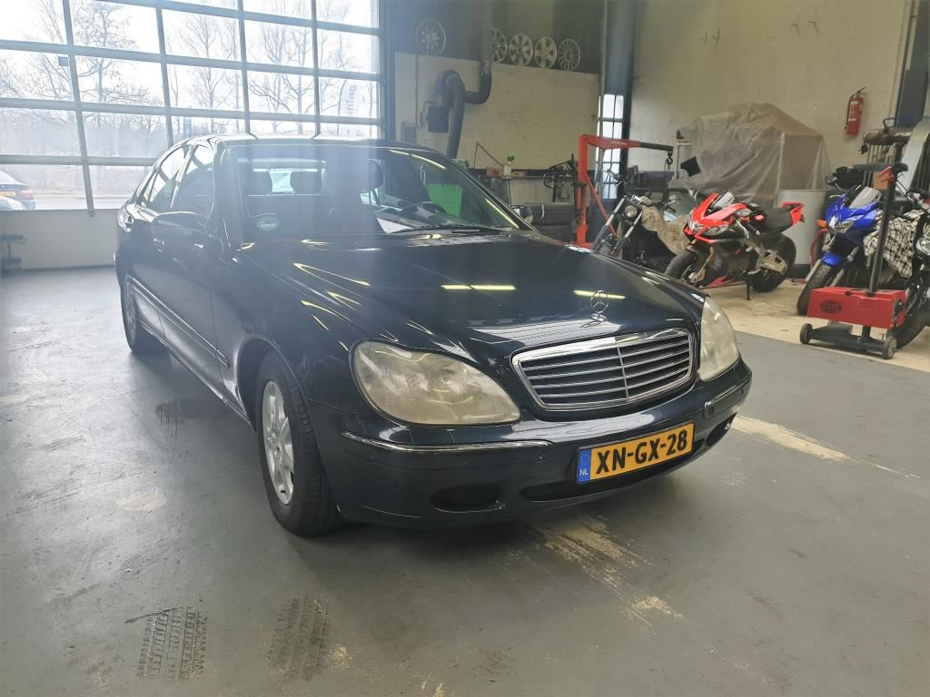 Mercedes-Benz S-klasse occasion - Fes Tuning