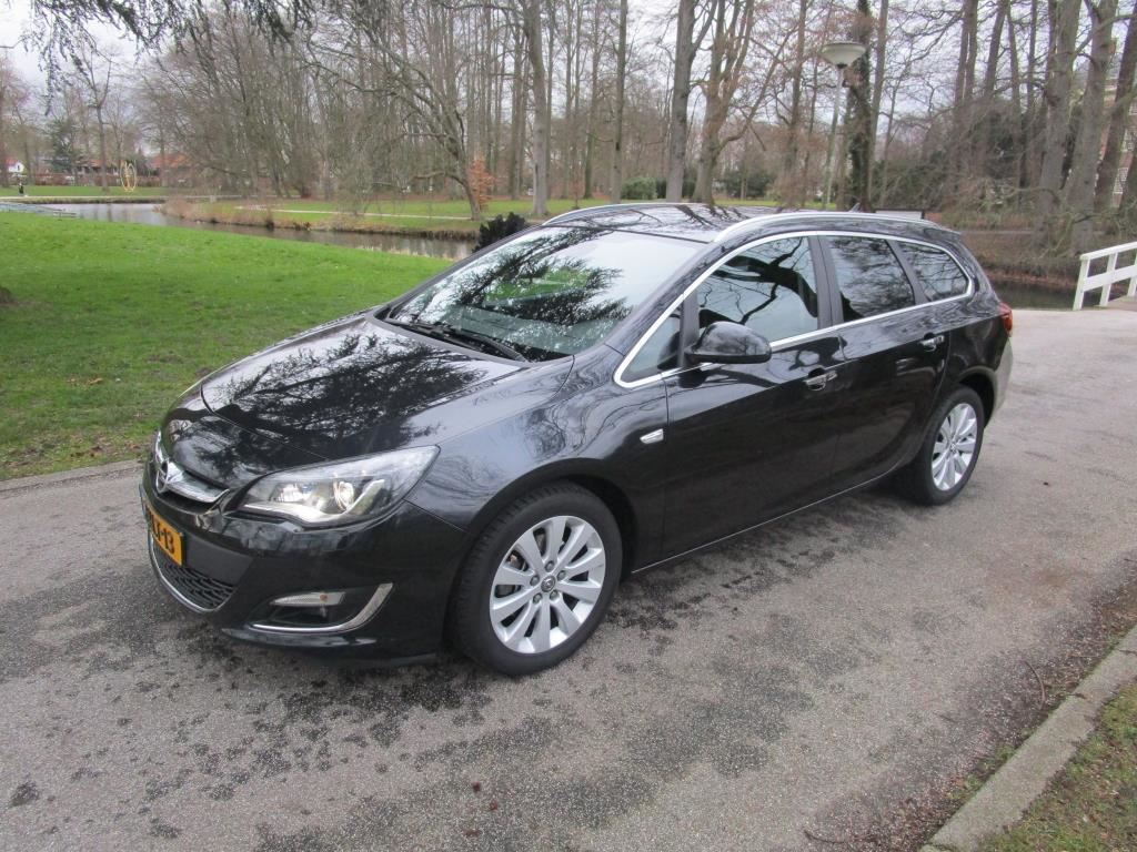 Opel Astra Sports Tourer occasion - Auto Tewes