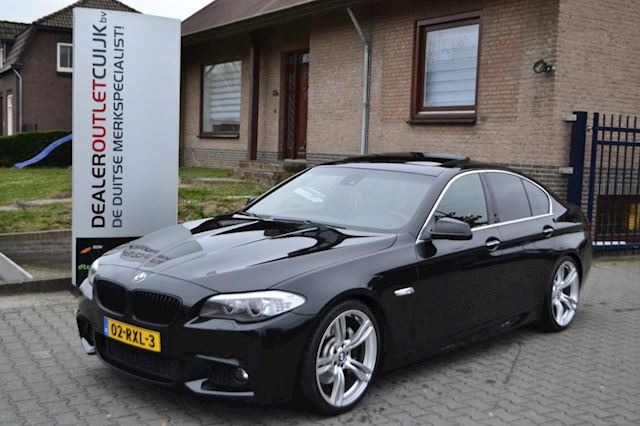 BMW 5-serie 525d High Executive M-Sportpakket
