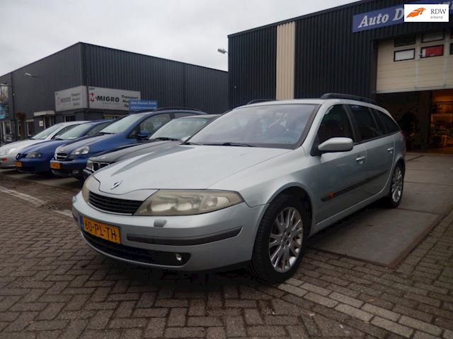 Renault Laguna Grand Tour 1.8-16V Expression - AIRCO - CRUISE - LEER