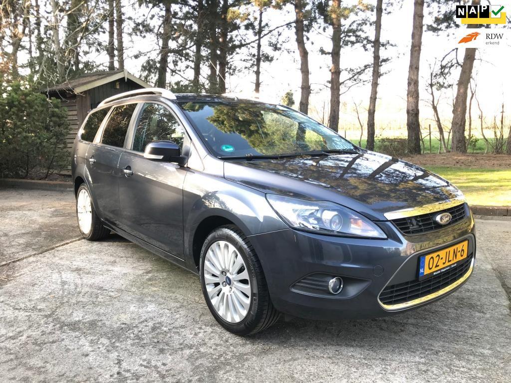 Ford Focus Wagon occasion - Autobedrijf Kerkri