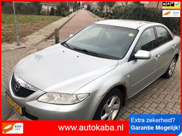 Mazda 6 2.0 CiTD Dynamic Mazda 6 2.0 CiTD Dynamic Met Roest Schade Ideale Export