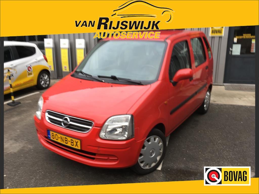 Opel Agila occasion - Van Rijswijk Autoservice