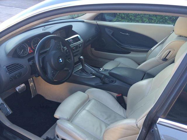 BMW 6-serie 645Ci S