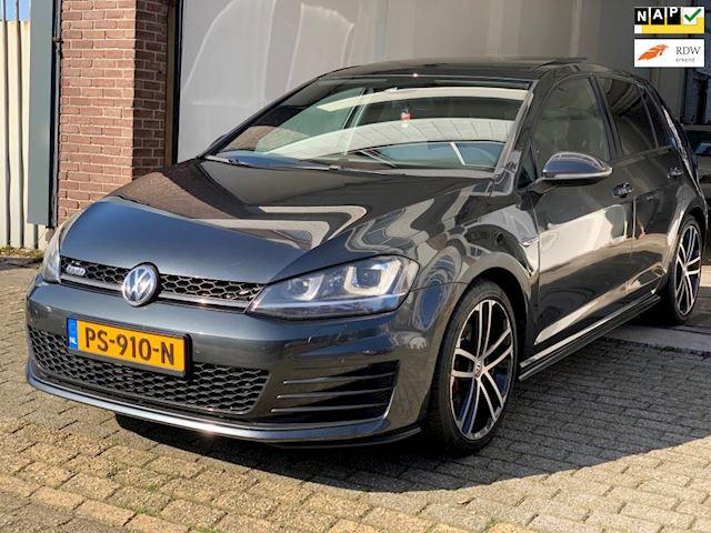 Volkswagen Golf 2.0 TDI GTD