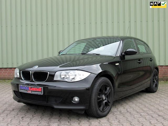BMW 1-serie occasion - Autoland Oss